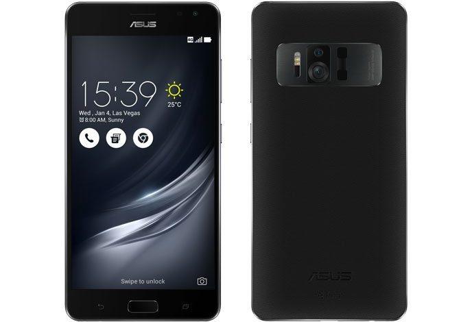 Asus ZenFone AR, Google Tango Destekleyecek