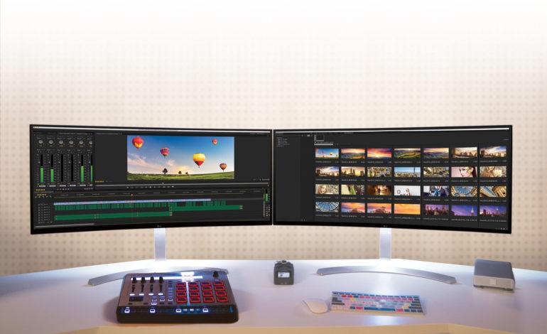 CES'te En Çok Öne Çıkan Ürünler Ekranlar Oldu