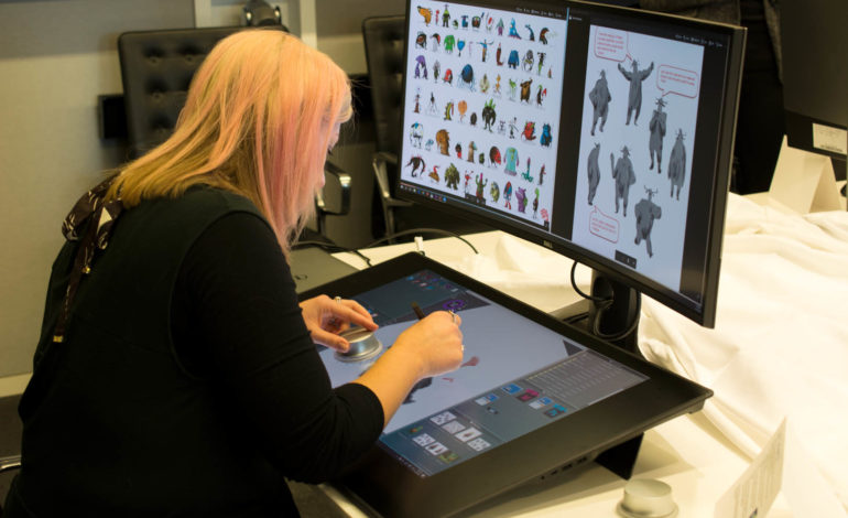 Dell, Surface Studio Benzeri Canvas Cihazını Duyurdu