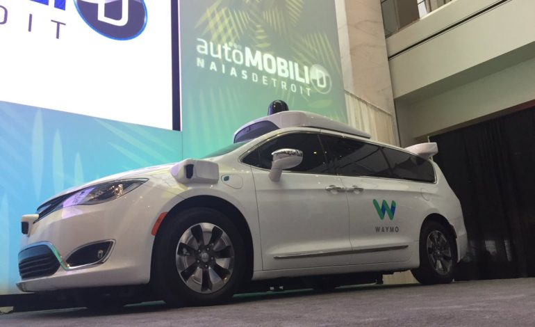 Google'ın Yeni Sürücüsüz Araç Filosu Yola Çıkmaya Hazırlanıyor