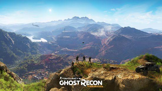 Tom Clancy's Ghost Recon: Wildlands , Ubisoft'un şu ana kadar yarattığı en devasa dünyayı barındıracak.