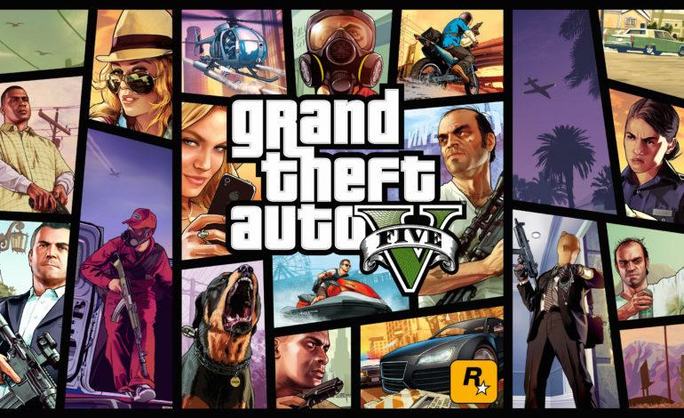 Liberty City, Dev Grand Theft Auto V Modu ile Geliyor
