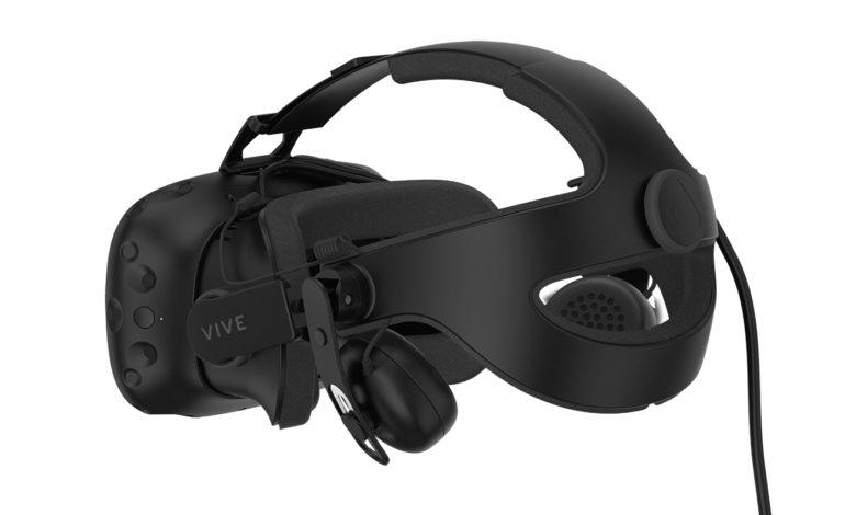HTC, Vive Başlığı için Deluxe Audio Strap Kulaklık Tanıttı