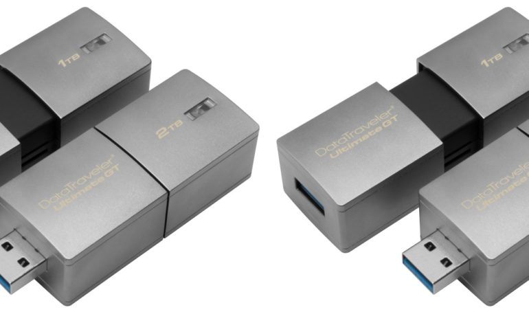 Kingston 2 Terabyte Boyutunda Flash Disk Duyurdu