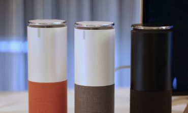 Lenovo, CES'te Amazon Echo Benzeri Ev Asistanı Tanıttı