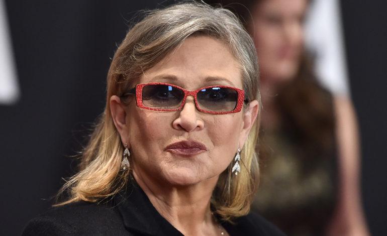 Lucasfilm, Carrie Fisher ile İlgili Merak Edilen Soruyu Yanıtladı