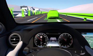 Tesla'nın Otomatik Pilotuna Mercedes'ten Rakip Geliyor