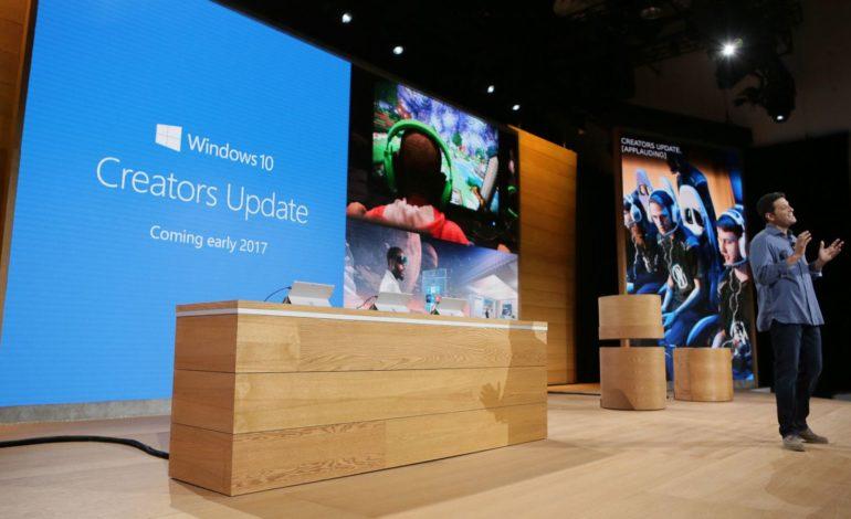Microsoft, Creators Update ile İlgili Yeni Bilgiler Verdi