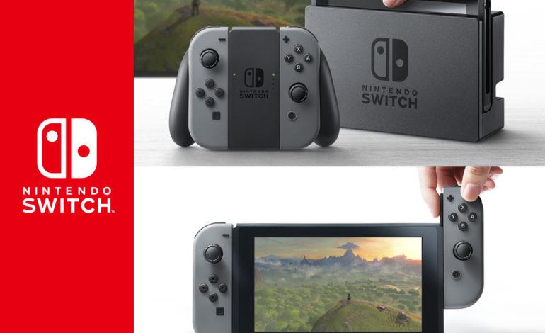 Nintendo'nun Yeni Oyun Konsolu Switch Ne Kadar Güce Sahip?