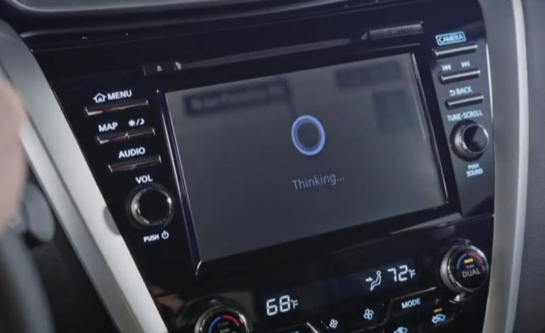 Nissan ve BMW Araçlarında Cortana'yı Kullanacak
