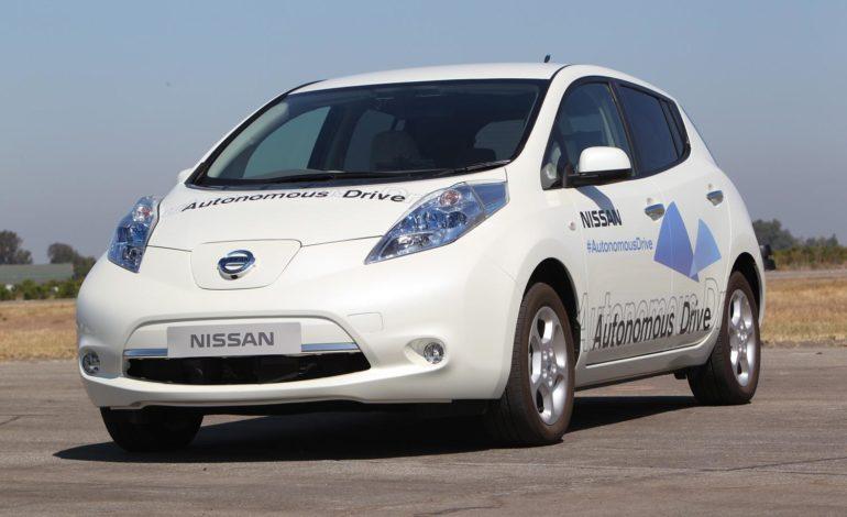 Nissan Sürücüsüz Araç Testlerini Londra'da Yapmaya Hazırlanıyor