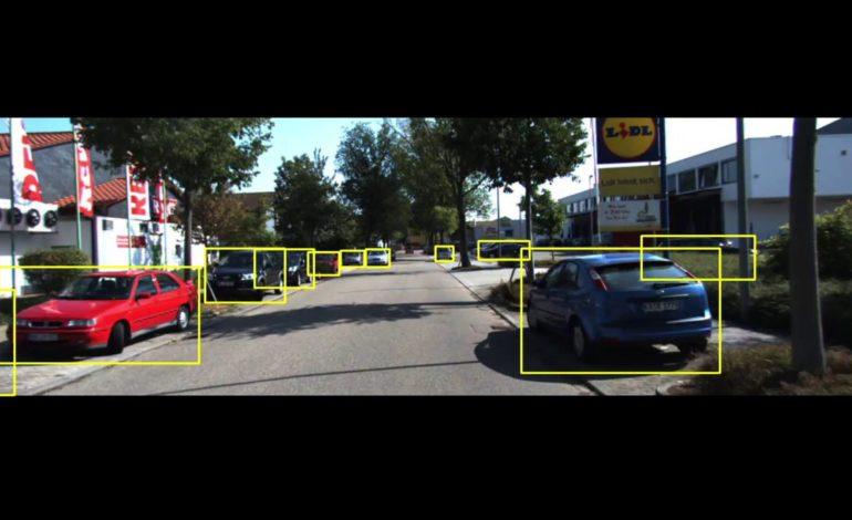 Nvidia'nın Sürücüsüz Aracı BB8 Yollara Çıktı