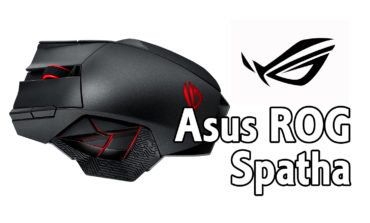Asus ROG Spatha Oyuncu Faresi İncelemesi