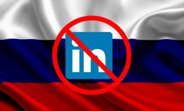 Rusya, LinkedIn'in Mobil Uygulamalarını Kaldırtıyor