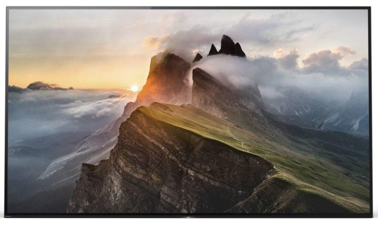 Sony, Dolby Vision HDR Özellikli OLED Bravia 4K TV Tanıttı