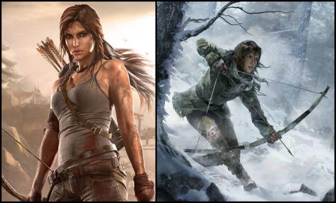 Serinin senaristi hem Tomb Raider'da hem de devam oyunu olan Rise of the Tomb Raider'da görev almıştı.