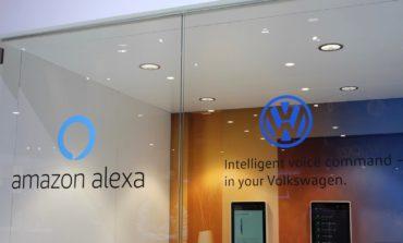 Volkswagen Araçlarına Amazon'un Alexa Asistanını Ekliyor