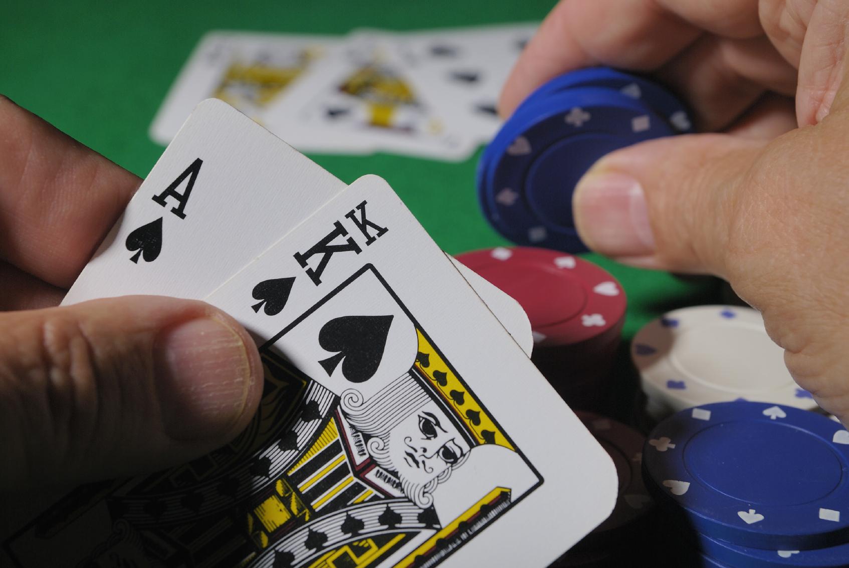 Main poker texas holdem
