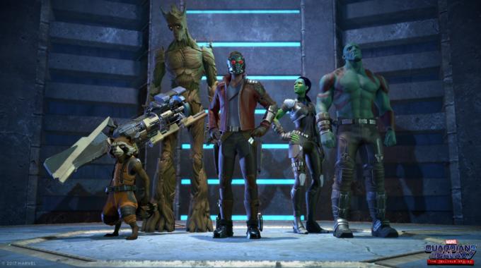 Sinema dünyasındaki kült yapımları oyun dünyasına getirme konusunda akla ilk gelen isim olan Telltale Games'den Guardians Of The Galaxy'nin oyunu geliyor.