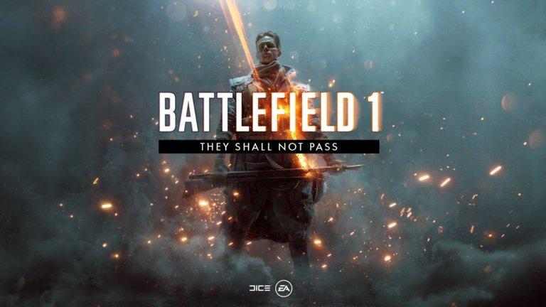 Battlefield 1'in İlk Ek Paket They Shall Not Pass Yarın Çıkıyor
