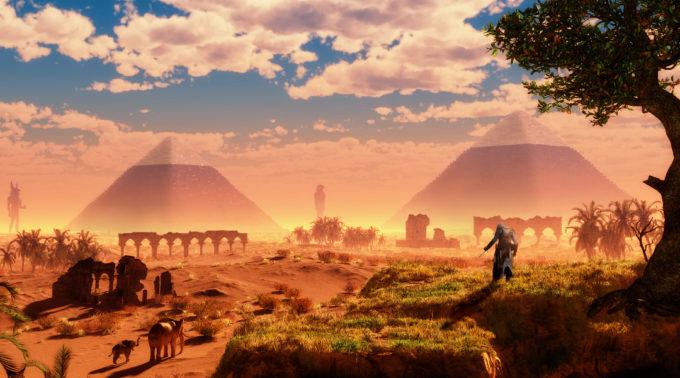Serimizin bu yeni oyununda Antik Mısır'da olacağız!