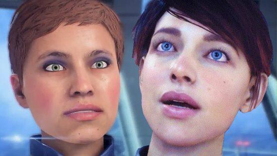 Mass Effect: Andromeda'nın animasyon tarafında ciddi sorunlar var.