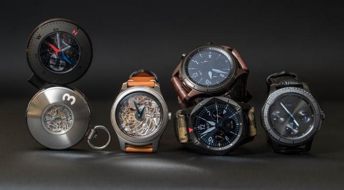 Samsung, Gear S3'ün Cep Saati Modelini Tanıttı