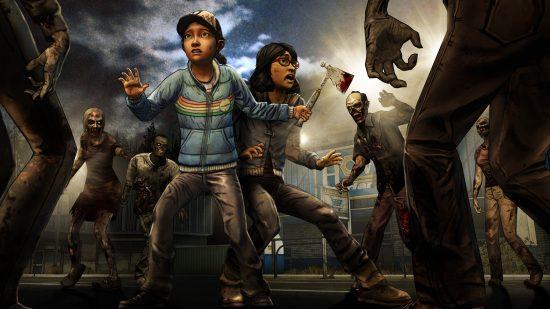 """""""The Walking Dead: Season Two; yine Xbox One platformu için ücretsiz olarak Xbox Live Gold sahiplerine sunulacak."""""""