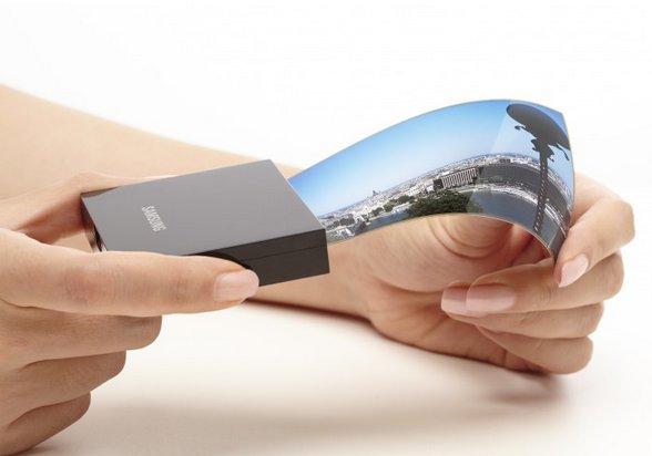 Samsung, Katlanabilir Telefonunu 2019 Yılında Çıkartacak!