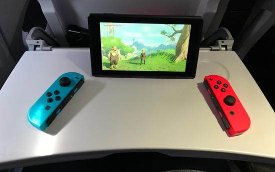 """<em>""""Nintendo Switch ve Wii U için özel olarak satıla sunulan The Legend of Zelda: Breath of the Wild'ın satış rakamları, doğal olarak çıktığı cihazın kendisini de etkilemekte.""""</em>"""