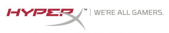 hyperx slogan logo