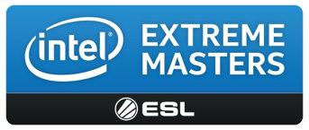 intel exteme masters esl logo