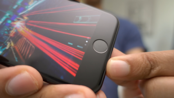 iPhone 7'lerdeki Ana Ekran Düğmesi Yalnızca Apple Store'larda Değiştirebiliyor