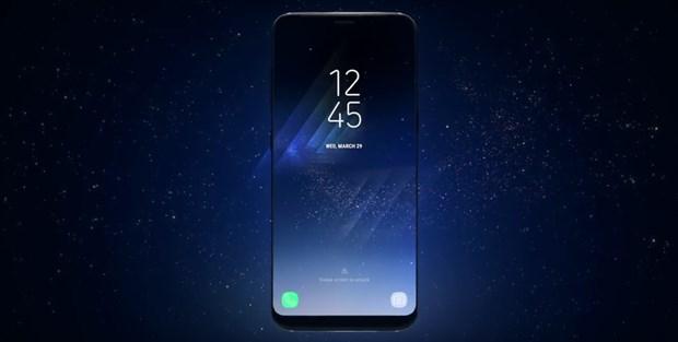 Samsung Galaxy S8'in Ana Ekran Düğmesi Burn-In Hatasına Neden Oluyor Mu?