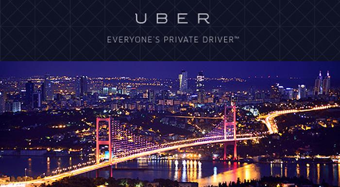 Uber, İstanbul'daki Seçmenleri Ücretsiz Olarak Sandığa götürecek