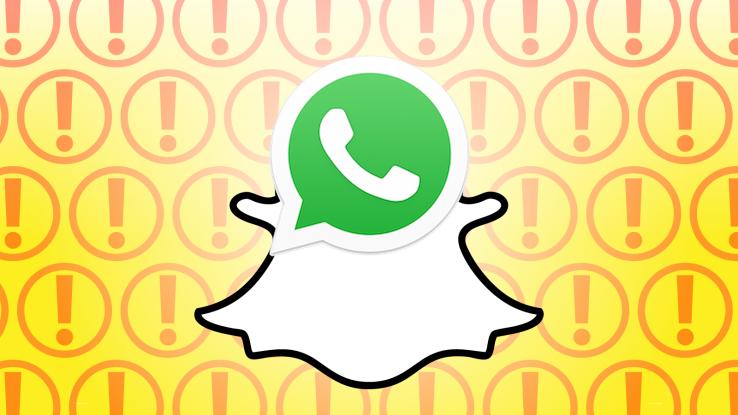 WhatsApp'ın Durum Özelliği Snapchat'ten Daha Fazla Kullanılıyor