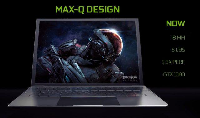 Nvidia'nın Max-Q Tasarımı Sayesinde Bilgisayarlar Daha İnce Olacak