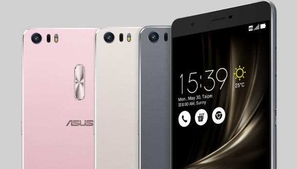 ASUS ZenFone 4 ve ASUS ZenFone 4 Pro da Sızıntı Kurbanı Oldu