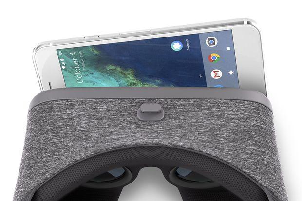 Google, 11 Daydream VR Telefonu Çıkacağını Duyurdu