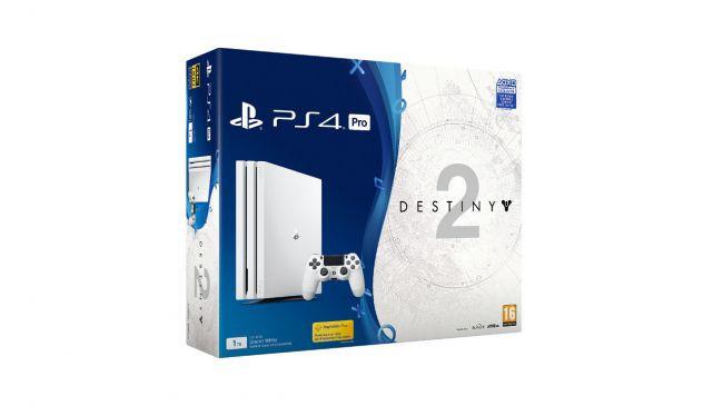 Sony'den Destiny 2 tasarımlı PlayStation 4 ve DualShock 4'ler geliyor.