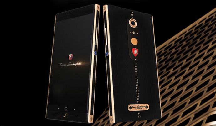 Lamborghini, Akıllı Telefon Dünyasına Adım Atıyor!