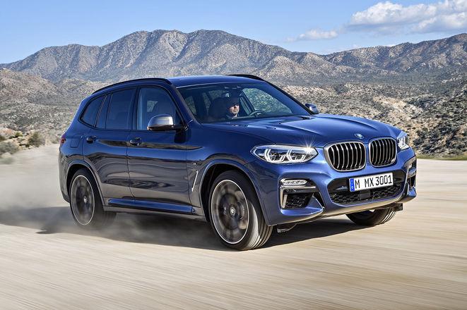 Yeni BMW X3 Mercek Altında!