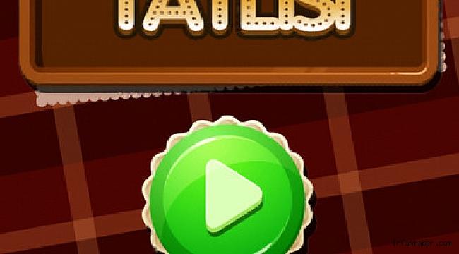 Kelime Tatlısı İsimli Oyun iOS ve Android'de Yayınlandı!