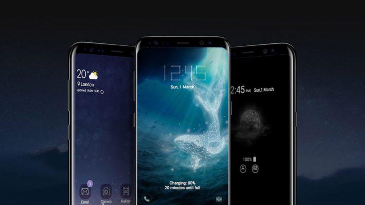 Yeni Samsung Galaxy S9, iPhone X'dan İlham Alacak!