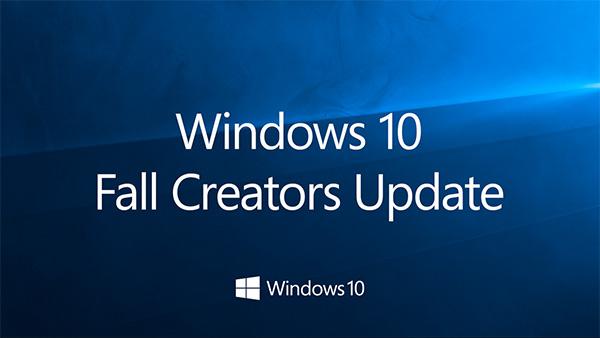 Windows 10 Fall Creators Güncellemesinde Uygulamalar Kayboluyor