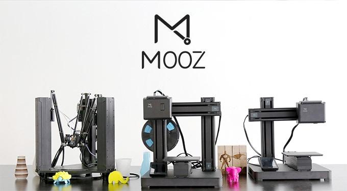 Mooz'dan Oyma ve Yazdırma İşlevli 3D Yazıcı Geliyor