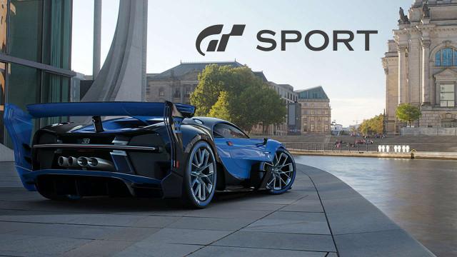 Gran Turismo Ailesinin Yeni Üyesi GT Sport ile PlayStation 4'te Piyasaya Sürüldü!