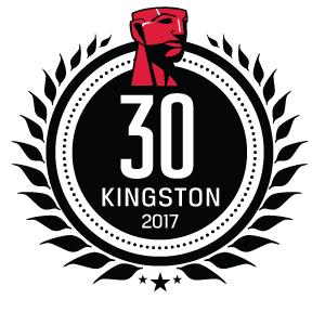 Kingston 30.Yılını Kutluyor!