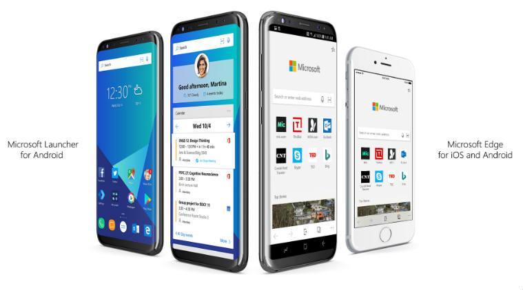 Microsoft Edge, Google Play Store'da Yayımlandı!