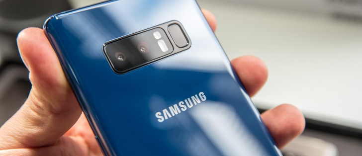 Samsung Galaxy Note 8'e Yeni Bir Güncelleme Geliyor